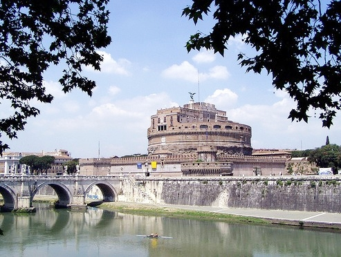 Castel Sant Angelo in Rome