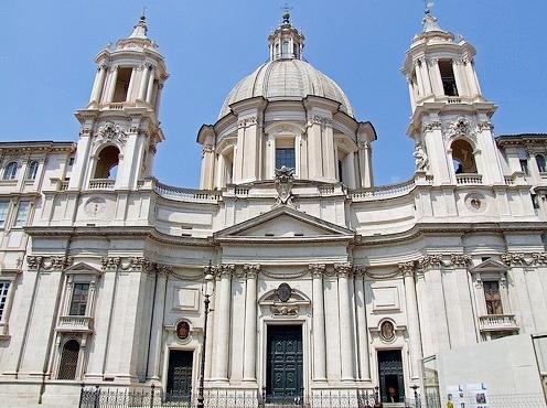 Piazza Navona square