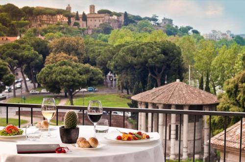 Fortyseven Hotel Rome Rome4u Com Book Your Hotel At