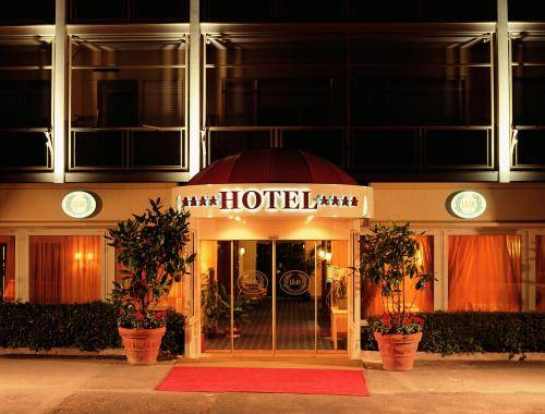 Hotel American Palace Eur Rome