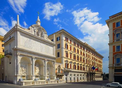 The St. Regis Grand Hotel Rome